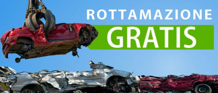 Rottamazione Auto Gratis Roma