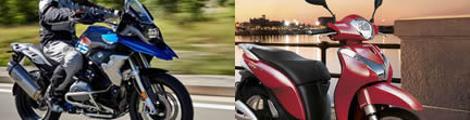Rottamazione Moto Casaletto - Rottamazione Scooter e Moto Gratis Roma